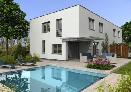 Domy Říčany: nízkoenergetické domy třídy A