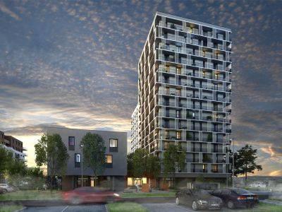 Nové byty od FINEPu