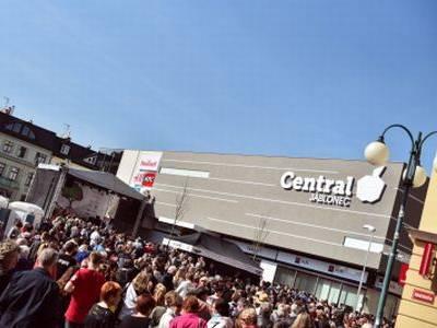 Skupina Crestyl otevřela nové obchodní centrum Central Jablonec