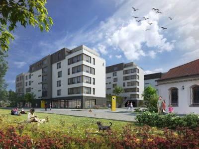 Rezidence Mlýnská strouha - investiční příležitost v Plzni
