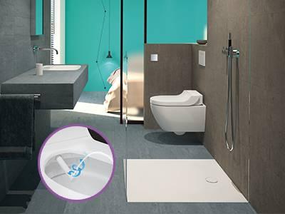 Vyzkoušejte překvapivě všestrannou toaletu