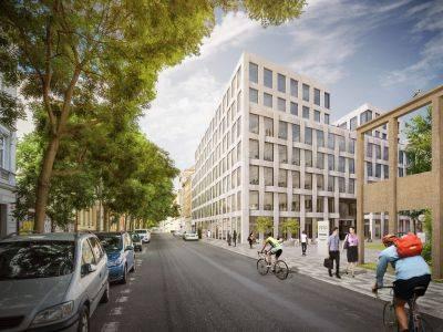 Skanska zahajuje stavbu Praga Studios