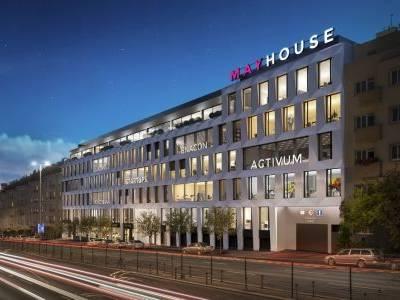 PSJ pro CPI Property Group staví administrativní budovu MAYHOUSE