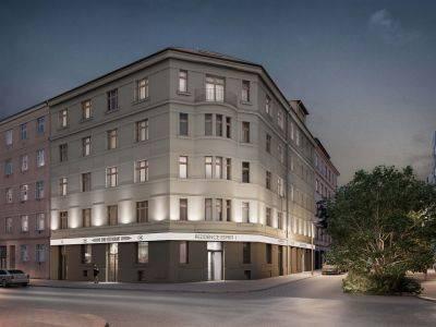 Bydlení v pražské Libni? Klidné, pohodlné a luxusní
