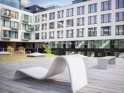 Prémiový rezidenční projekt Rezidence Sacre Coeur 2 letos již podruhé potvrdil svou výjimečnost