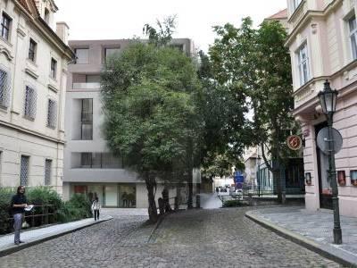 Maršmaloun v centru Prahy nevyroste, nový investor již brzy představí novou podobu domu