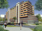 Nové byty v centru Českých Budějovic