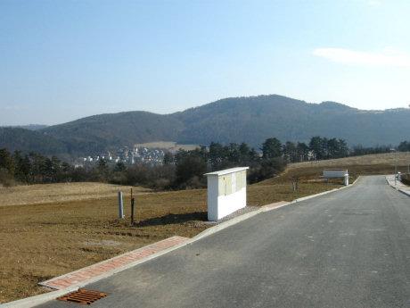 Pozemky na bydlení