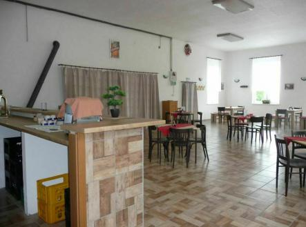 Pronájem - restaurace, 240 m²