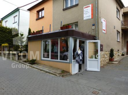 P1100622 | Pronájem - obchodní prostor, 37 m²