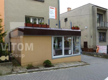 P1100621 | Pronájem - obchodní prostor, 37 m²