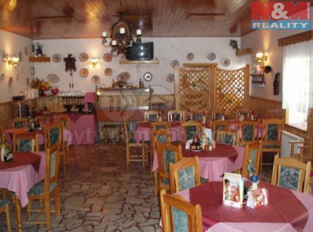 Restaurace | Prodej - hotel, 1240 m²