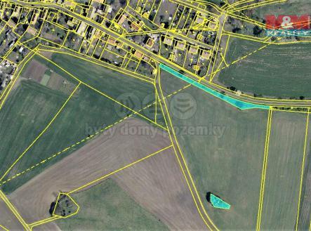 mapka | Prodej - pozemek, ostatní, 2008 m²