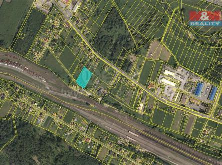 mapka | Prodej - pozemek, zemědělská půda, 2298 m²