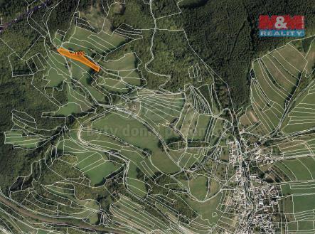 mapka | Prodej - pozemek, trvalý travní porost, 2813 m²