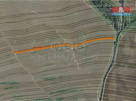 mapka | Prodej - pozemek, zemědělská půda, 5090 m²