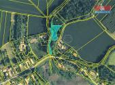 Prodej - pozemek, les, 1452 m²
