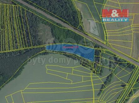 orto   Prodej - pozemek, les, 2924 m²