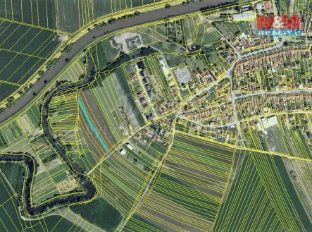mapka | Prodej - pozemek, zemědělská půda, 574 m²