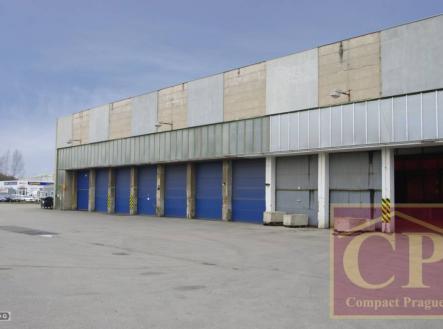 Bez popisku   Pronájem - komerční objekt, sklad, 150 m²