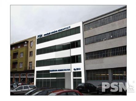 . | Prodej - komerční objekt, administrativní budova, 1160 m²