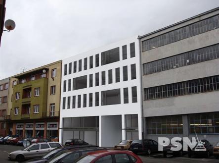 . | Prodej - pozemek pro komerční výstavbu, 550 m²