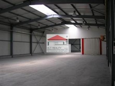 2 | Pronájem - komerční objekt, výroba, 870 m²