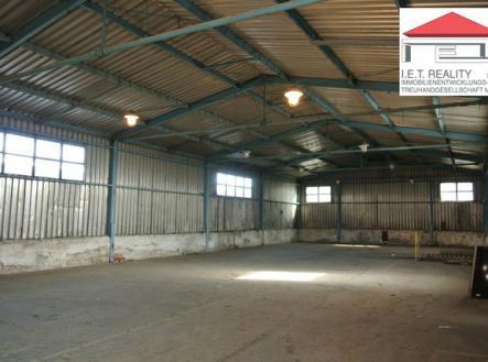 DSC_4318 | Pronájem - komerční objekt, sklad, 534 m²