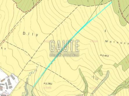 687-cuzk-orto   Prodej - pozemek, zemědělská půda, 55502 m²