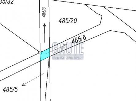 3 | Prodej - pozemek, zemědělská půda, 3695 m²