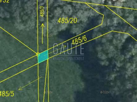 4 | Prodej - pozemek, zemědělská půda, 3695 m²