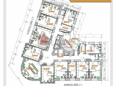 foto: 3 | Pronájem - komerční objekt, administrativní budova, 24 m²