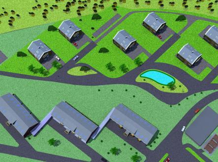 foto: 1 | Areál  v Ostravici vhodný pro developerskou výstavbu bydlení