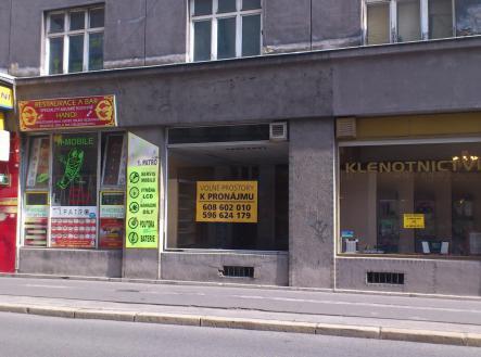 foto: 2 | Pronájem - obchodní prostor, 40 m²