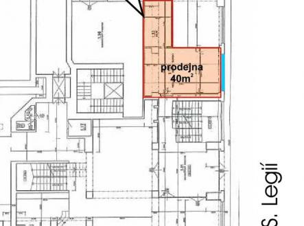 foto: 4 | Pronájem - obchodní prostor, 40 m²