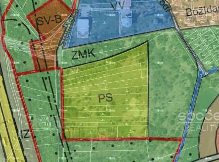 Prodej - pozemek, zahrada, 1120 m²