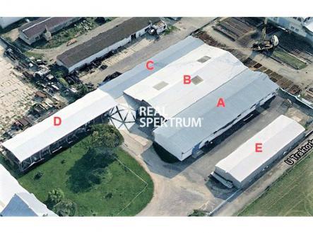 Oblekovice 3D (1) | Pronájem - komerční objekt, sklad, 2800 m²