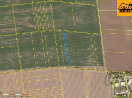 Prodej - pozemek, zemědělská půda, 4999 m²