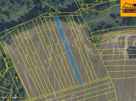 Prodej - pozemek, zemědělská půda, 1220 m²