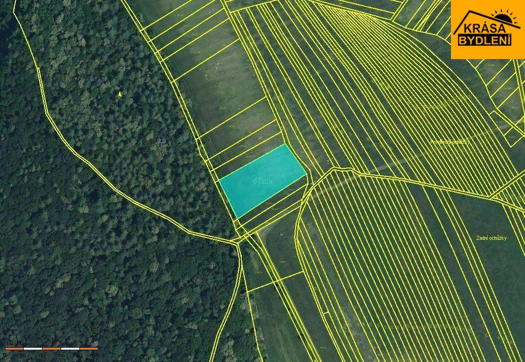 Prodej pozemku v Orlovicích