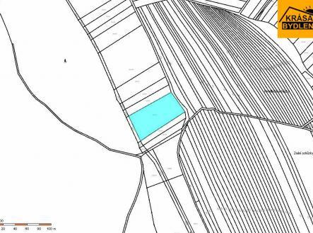 Prodej - pozemek, zemědělská půda, 3565 m²