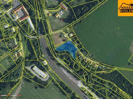 Prodej - pozemek pro bydlení, 3572 m²