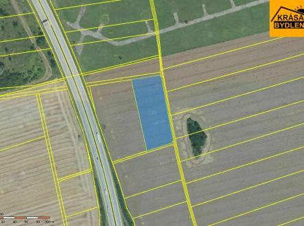 Prodej - pozemek, zemědělská půda, 6028 m²