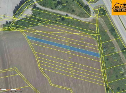 Prodej - pozemek, zemědělská půda, 2409 m²