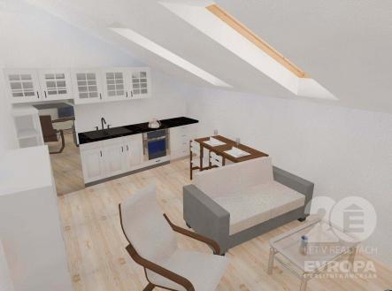 1 | Prodej bytu, 1+kk, 30 m²