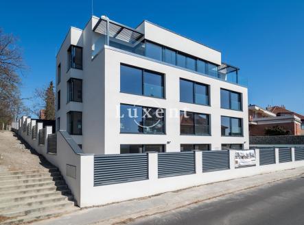 nový rezidenční projekt   Prodej bytů v novém rezidenčním projektu Viladům Děvín, Praha 5 - Smíchov