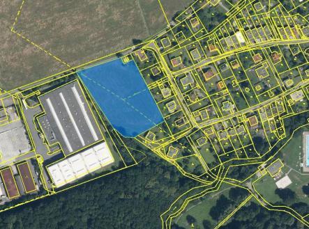 . | Prodej - pozemek pro bydlení, 9764 m²