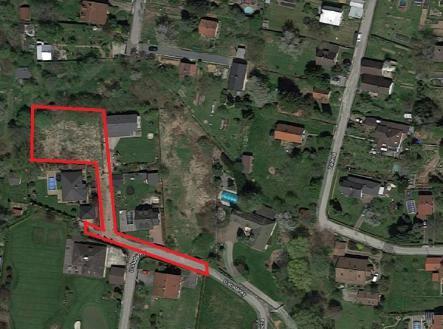 . | Prodej - pozemek pro bydlení, 1107 m²