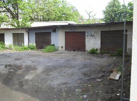Pronájem - malý objekt/garáž