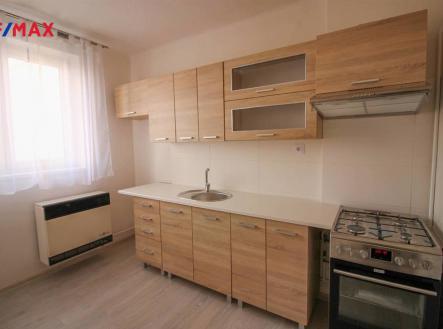 kuchyně | Pronájem bytu, 3+1, 51 m²